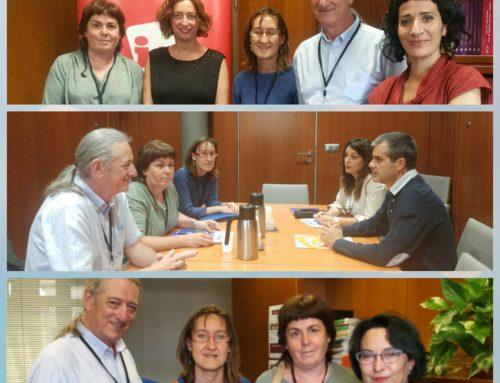 Las Cortes de Aragón se suman a la petición de una ley de educación social