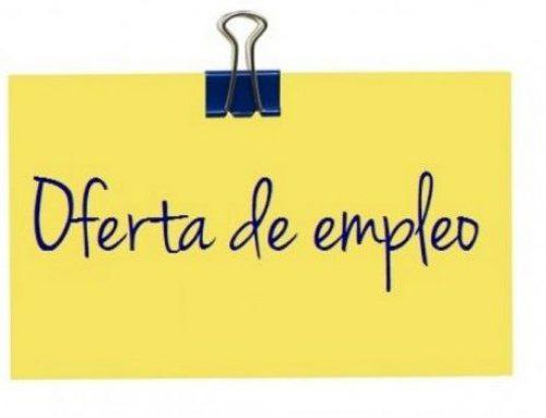 EMPLEO: Educador/a Social con formación discapacidad
