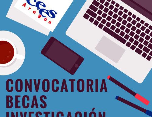 I Convocatoria de Becas CEES-Aragón