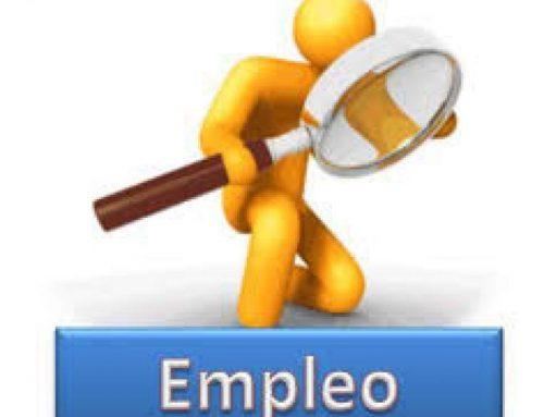 EMPLEO: Coordinación Servicio de Apoyo