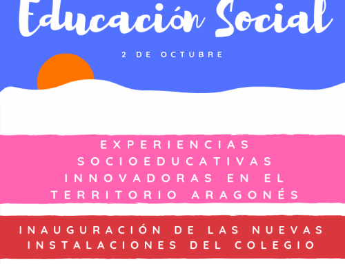2 de octubre Día Internacional de la Educación Social