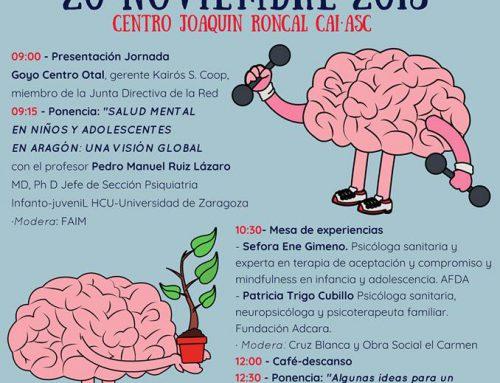 Jornada sobre salud mental e infancia