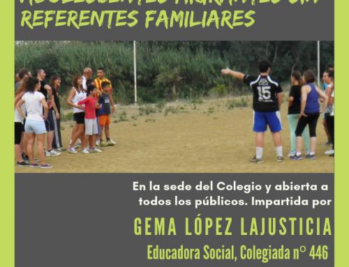 Competencias Educativas para Trabajar con Adolescentes Migrantes sin Referentes Familiares.