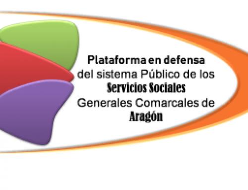 Plataforma en Defensa del Sistema Público de los Servicios Sociales Generales de Aragón