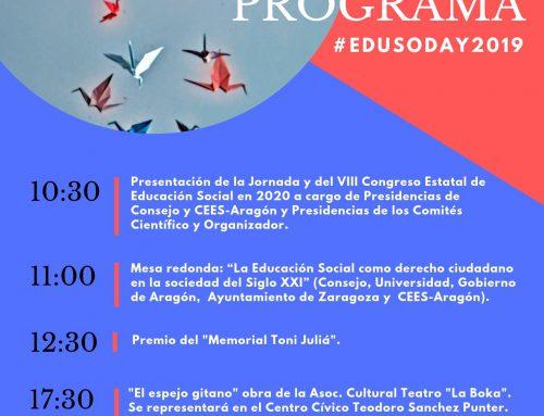 Día Internacional de la Educación Social – Centro de Historias de Zaragoza