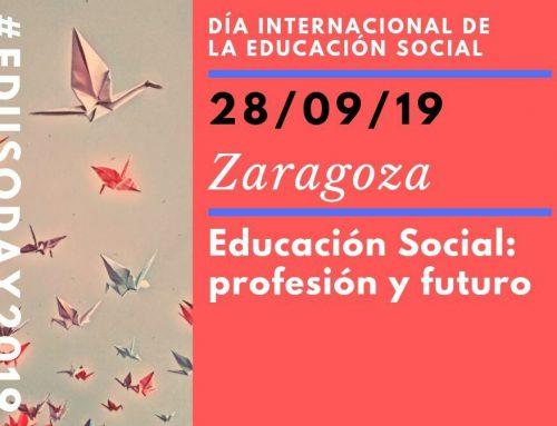 Actos de celebración del Día Internacional de la Educación Social