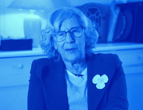 Manuela Carmena realizará la ponencia inaugural del Congreso