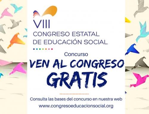 Concursos para conseguir inscripción gratuita en el Congreso