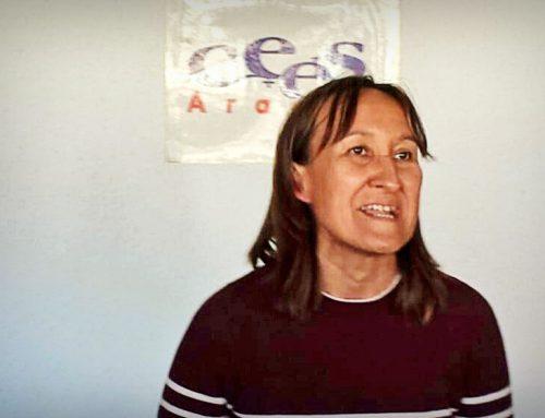 Entrevista a Gema López Lajusticia, presidenta del CEES-Aragón