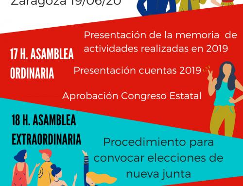 RECORDATORIO Asamblea colegial Ordinaria y Extraordinaria