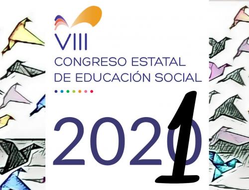 El VIII Congreso Estatal de Educación Social en 2021