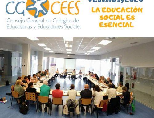 Dia Internacional de la Educación Social 2020
