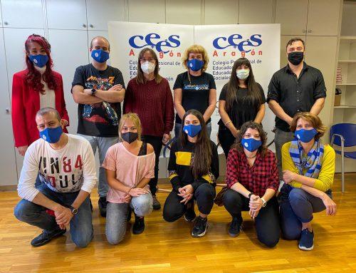 Nueva Junta del CEES Aragón