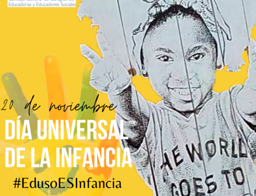 DÍA UNIVERSAL DE LA INFANCIA- Comparte hashtag