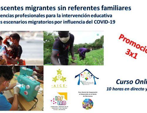 PROPUESTA DE FORMACIÓN-2- ADOLESCENTES MIGRANTES SIN REFERENTES FAMILIARES