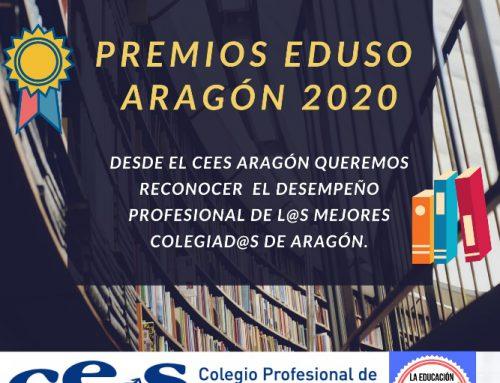 PREMIOS EDUSO ARAGÓN 2020
