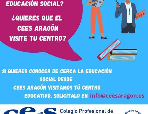 EL CEES-ARAGÓN VISITA EL CENTRO DÓNDE ESTUDIAS