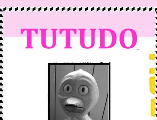 20-21 de Febrero en el Teatro Arbolé: «TUTUDO», de la compañía CALLEJEATRO
