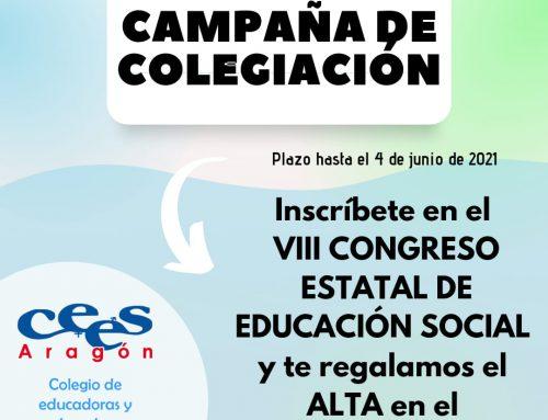 CAMPAÑA PARA LA COLEGIACIÓN