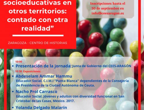 CELEBRA EL DÍA DE LA EDUCACIÓN SOCIAL CON NOSOTRXS